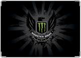 Обложка на автодокументы с уголками, Monster Army