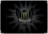 Обложка на паспорт с уголками, Monster army