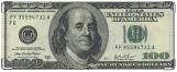 Кошелек, 100$