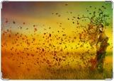 Обложка на права, Осень