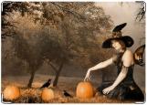 Блокнот, ведьмочка