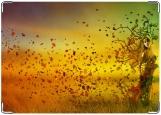 Блокнот, осень