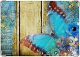 Блокнот, Бабочка