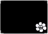 Блокнот, цветочек
