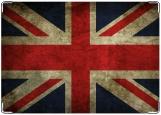 Блокнот, британский флаг