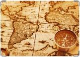 Блокнот, Карта