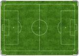Блокнот, футбольное поле