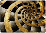 Блокнот, Спираль времени