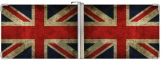 Зажим для денег, британский флаг
