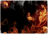 Блокнот, Огонь