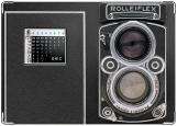 Блокнот, Фотоаппарат RolleiFlex