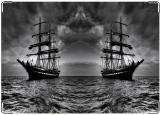 Блокнот, корабль