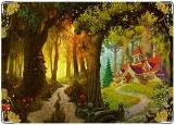 Блокнот, волшебный лес