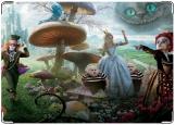 Блокнот, Алиса в Стране Чудес