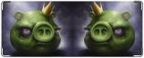 Обложка на студенческий, Angry Birds