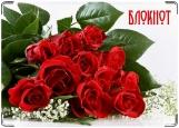 Блокнот, Розы