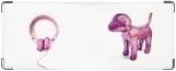 Обложка на студенческий, Pink dog