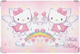 Обложка для свидетельства о рождении, Hello Kitty
