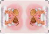Обложка для свидетельства о рождении, свидетельство о браке ангелочки
