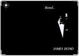 Блокнот, Джеймс Бонд