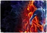 Блокнот, Пламя