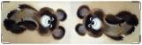 Визитница/Картхолдер, Олимпийский мишка