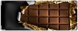 Обложка на студенческий, Шоколад