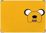Обложка на паспорт, Adventure Time Jake