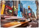 Обложка на права, Улицы Нью-Йорка