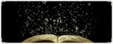 Обложка на зачетную книжку, Буквы