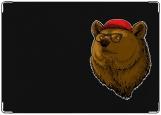 Обложка на военный билет, Медвед