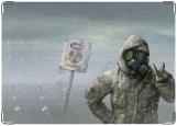 Обложка на военный билет, Радиация