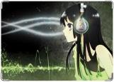 Обложка на трудовую книжку, anime