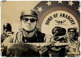 Обложка на военный билет, Сыновья анархии