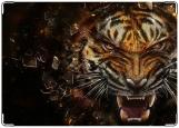 Обложка на военный билет, Тигр