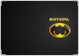 Обложка на паспорт с уголками, Batgirl