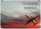 Обложка на трудовую книжку, пилот