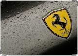 Обложка на трудовую книжку, Ferrari
