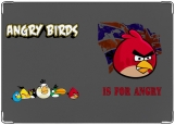 Блокнот, злые птички
