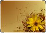 Обложка на трудовую книжку, Трудовая Цветок