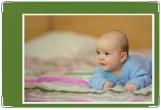 Обложка для свидетельства о рождении, малыш Тихомир