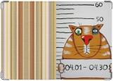 Обложка на трудовую книжку, Кот