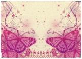 Обложка на трудовую книжку, Бабочки