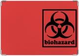 Обложка на медицинскую книжку, Биологическая опасность