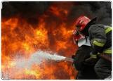 Обложка на трудовую книжку, пожарные