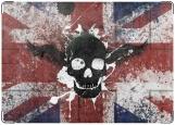 Обложка на военный билет, Флаг