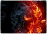 Обложка на трудовую книжку, Fire