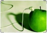 Обложка на трудовую книжку, Apple music