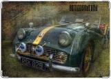 Обложка на автодокументы с уголками, Триумф