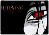 Обложка на трудовую книжку, Hellsing